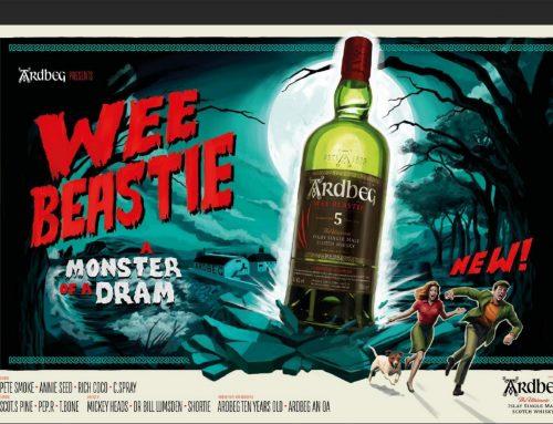 Ardbeg Wee Beastie 5 years old