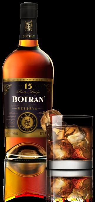 Rum Botran 15 anni