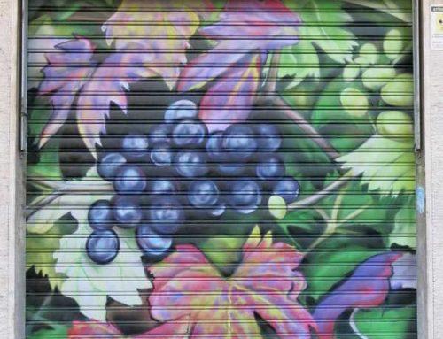 Street Art @ El Vinatt