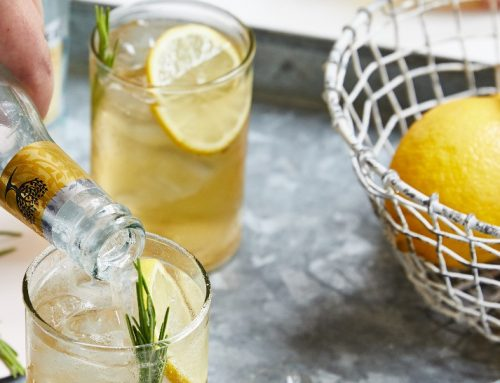 FEVER TREE tonic water – ginger ale – ginger beer