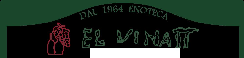 DAL 1964 ENOTECA EL VINATT, MILANO Logo